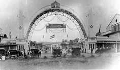 Koloniale Tentoonstelling in Semarang, 1914