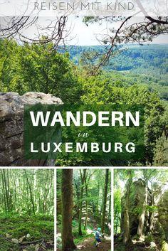 Wandern in Luxemburg mit Kind, Entdecke die kleine Luxemburger Schweiz mit ihren Höhlen und Schluchten. Perfekt für kleine und große Abenteurer!