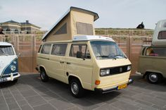 Volkswagen T25 / T3 Vanagon 1980 Air Cooled Westfalia Campervan