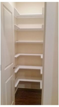 Kitchen Pantry Storage, Kitchen Pantry Design, Cupboard Storage, Kitchen Ideas, Pantry Ideas, Closet Ideas, Kitchen Pantries, Diy Kitchen, Sage Kitchen