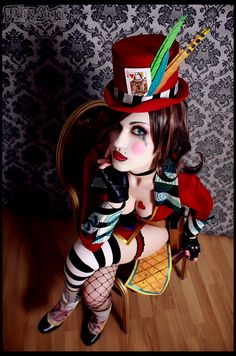 Mad Moxxi (Borderlands) - A bit of a more complex costume, but definitely a cool one!
