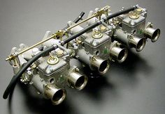 Classic Inlines - Weber DCOE Carbs for 6cylinder inline