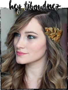 ♥ DIY - Le serre-tête façon turban ♥ - TIBOUDNEZ Turban Headband Tutorial, Turban Headbands, Gatsby, Diy Home Decor On A Budget, Facon, Barrette, Hair Band, Handicraft, Pin Up
