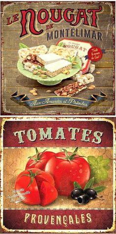 Pub Vintage, Vintage Labels, Vintage Signs, Vintage Postcards, Diy Arts And Crafts, Hobbies And Crafts, Paper Crafts, Decoupage Vintage, Decoupage Paper
