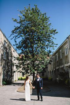 Abbotsford Convent, Melbourne, Victoria. Abbotsford Convent Wedding