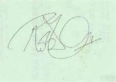 Robert Plant Autograph - Bing images