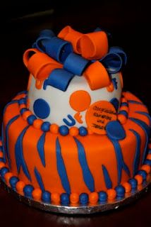Florida Gators Cake - Must try this!