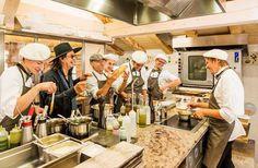 Le célèbre Chef Marc Veyrat dévoile son nouvel établissement - Réouverture de La Maison des Bois 5*