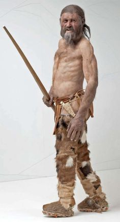 Experts Successfully Create An Exact 3D Replica Of Ötzi The Iceman For Precise Future Research Projects.