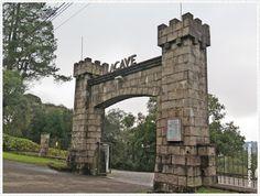 Viagens da Mochilinha Gaúcha: Lacave, o Castelo.