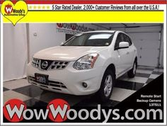 2013 Nissan Rogue Fo