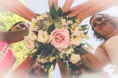 Bouquet upside-down