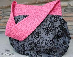 Sling Tote Bag Pattern