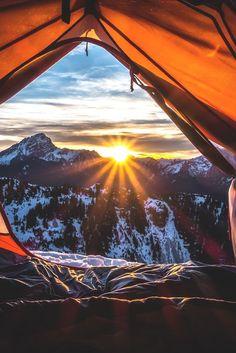 Wonderful view |nature| |sunrise|  |sunset| #nature  https://biopop.com/
