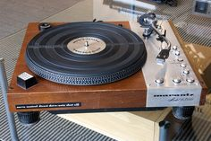 marantz 6300 turntable. drool.