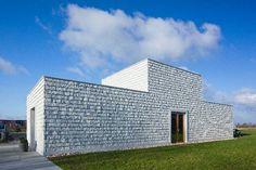 MBI Rox Noors Grijs -  Gevelsteen Meer info over gevelsteen - http://bouw.mbi.nl/files/2011/12/Productfolder-ROX.pdf