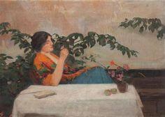 On the Terrace - Constantin Artachino