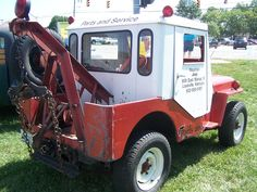 Just Tow Trucks - oldirongarage Car Wash Services, Tow Truck Driver, Freightliner Trucks, Small Trucks, Work Horses, Vintage Trucks, Recreational Vehicles, Recovery, Monster Trucks