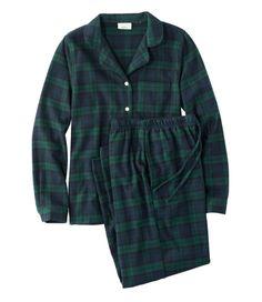 4af1fad1d Scotch Plaid Flannel Pajamas Pull On Pants