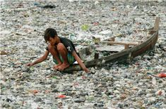 ONCE a gently flowing river, where fishermen cast their nets, sea birds came to feed and natural beauty left visitors spellbound, NOW, Citarum River, Indonesia, has been called the world's most polluted river. Around 5 million people live in the river's b