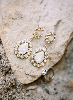Kate Spade jewelry. Photography: Rebecca Yale Portraits - www.rebeccayaleportraits.com