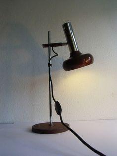 Klassiker Lampe 70er Jahre  von MaDütt auf DaWanda.com