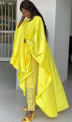 African Wear, African Attire, African Fashion Dresses, Couture, New Model, Braided Hairstyles, Sari, Glamour, Formal Dresses