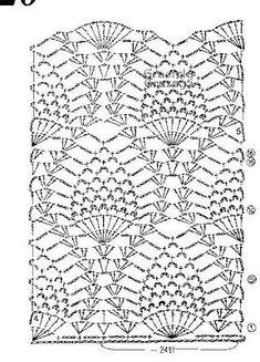 Fabulous Crochet a Little Black Crochet Dress Ideas. Georgeous Crochet a Little Black Crochet Dress Ideas. Filet Crochet, Crochet Motifs, Crochet Diagram, Crochet Chart, Crochet Doilies, Crochet Lace, Crochet Ideas, Crochet Blouse, Crochet Scarves