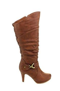 a507a30ad33 DREAM PAIRS Women s Pauline Black Faux Suede Over The Knee Boots ...