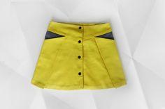Pocket Fold Skirt | Madeit Patterns  I want them all! #pocketfoldskirt #MadeitFashionWeek