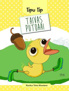 Tipu Tip – Taivas putoaa! Grimm, Pikachu, Kindergarten, Preschool, Tips, Fictional Characters, Gardening, Advice, Garten