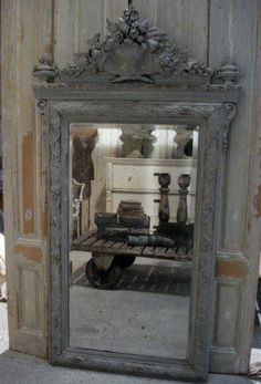 French Mirror . enfantsdumarais.canalblog.com