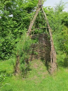 1000 images about weidentipi on pinterest garten teepees and willow weaving. Black Bedroom Furniture Sets. Home Design Ideas