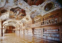 World's Most Beautiful Libraries - Photography by Rafael Neff Beautiful Library, Dream Library, Library Books, Georgian Mansion, Book Letters, Home Libraries, Library Design, Book Nooks, Interior Architecture