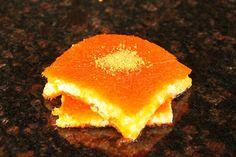 Knafeh = Middle Eastern Dessert
