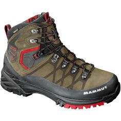 Mammut Pacific Crest GTX Backpacking Boots (Men's) - Mountain Equipment Co-op. Free Shipping Available