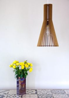 AssembLIT range of laser cut wooden light fittings : easy self assemble Electrical Stores, Pendant Light Fitting, Bedside Lighting, White Stain, Light Fittings, Earthy, Pendant Lighting, Light Bulb, Range