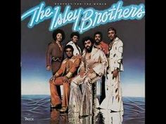 The Isley Brothers - Harvest For The World (with lyrics) 1976 The Isley Brothers are an American musical group originally from Cincinnati, Ohio, originally a vocal trio consisting of brothers O'Kelly Isley, Jr., Rudolph Isley and Ronald Isley. I Love Music, Love Songs, Lps, The Isley Brothers, Hip Hop, Old School Music, Soul Music, Music Music, Big Music