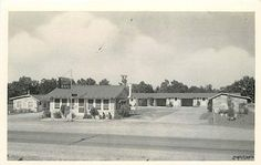 Arkadelphia Arkansas Pete's Court Cafe 2184 Postcard | eBay
