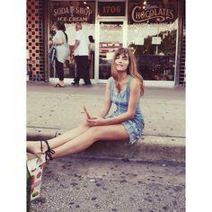 """Mi piace"": 3,978, commenti: 27 - Alyssa Miller (@luvalyssamiller) su Instagram: ""Forever mood @lucindataffs"""