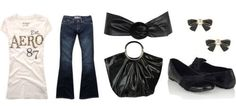 Aeropostale Aeropostale Outfits, My Style, Nice, Makeup, Clothing, How To Wear, Hair, Shoes, Fashion