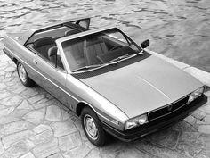Lancia Gamma Spider