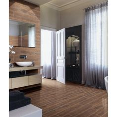 Tile And Decor Concord Nc Tahoe Ocre Wood Plank Porcelain Tile  Wood Planks Porcelain Tile