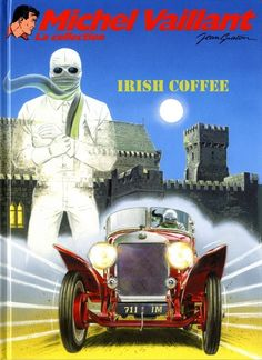 Michel Vaillant - La collection -48- Irish coffee - BD