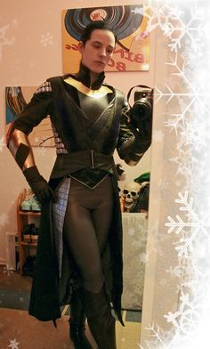FahrLight's Loki Cosplay - I AM SCREAMING INSIDE! Fahr cosplay test of Loki from Thor! I'm in love!!