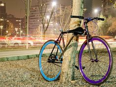 Chilean Engineering Students Put an End to Bike Theft (6 pictures)