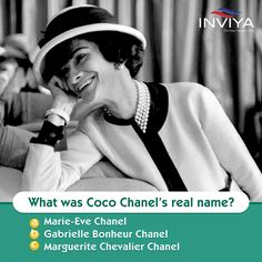 The name Coco Chanel simply is fashion. Born Gabrielle Bonheur in 1883 in Saumur, France, Coco was raised in orphanages where the nuns taught how to sew, a s. Style Coco Chanel, Chanel Nº 5, Mademoiselle Coco Chanel, Moda Chanel, Vintage Chanel, Chanel Brand, Coco Chanel Fashion, Chanel Couture, Chanel Paris