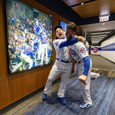 💙❤️ Cubs Players, Cubs Team, Baseball Players, Cubs Win, Go Cubs Go, Chicago Cubs Baseball, Better Baseball, Mlb Teams, Sports Photos