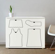 kids-girls-dresser-design