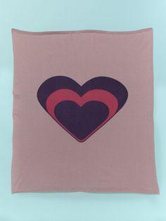 Little Jade Heart Blanket